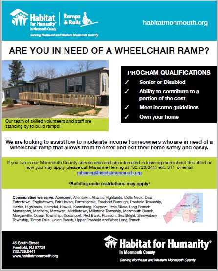 Ramps and Rails Flyer