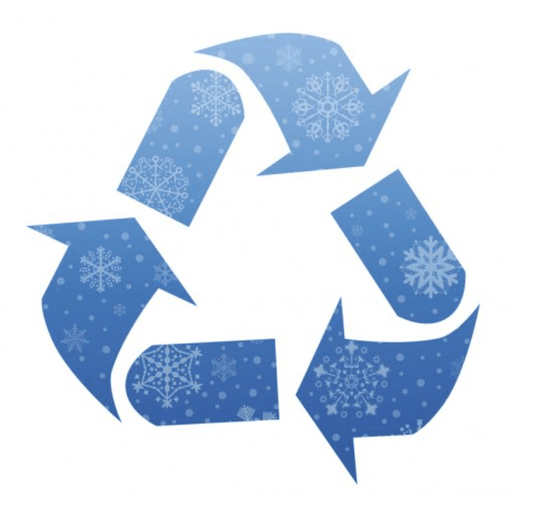Recycling - SNow - Graphic